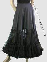 Petticoats lang Tanzkleidung-Petticoat Tanzkleidung