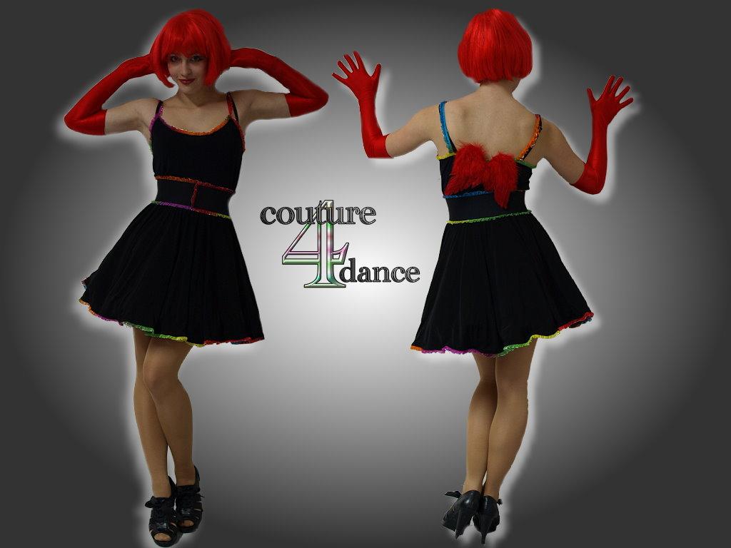 fotos showtanz karneval gogo etc tanzkleidung made. Black Bedroom Furniture Sets. Home Design Ideas