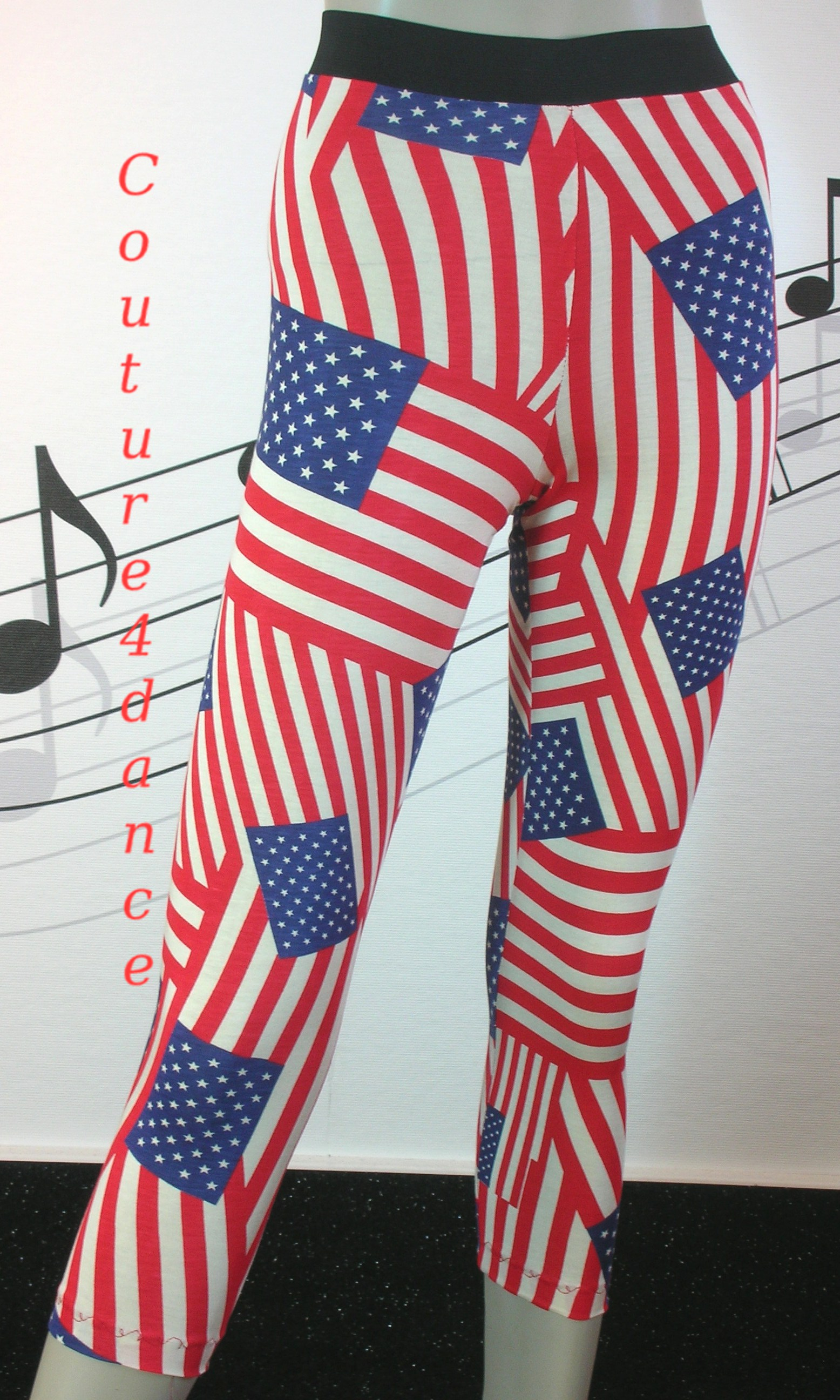 Leggings Amerika