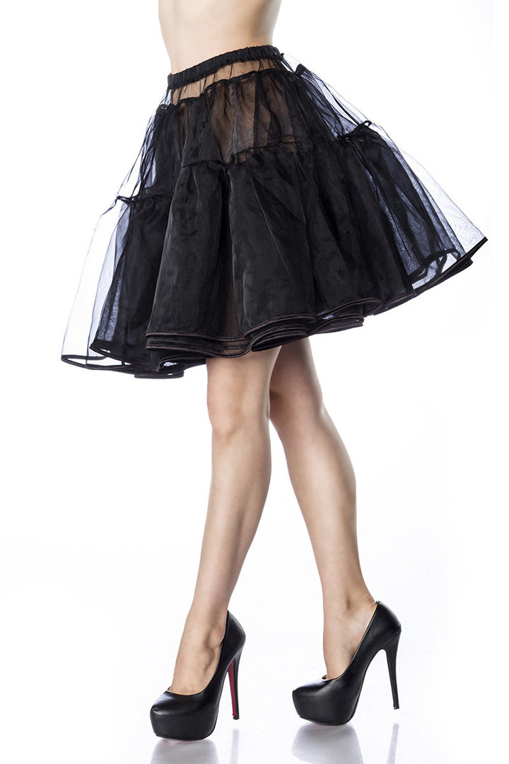 t ll petticoat schwarz tanzkleidung vintagemode rockebilly. Black Bedroom Furniture Sets. Home Design Ideas