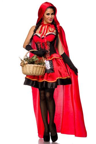 Rotkappchen Kostumset Kostume Karneval Fasching